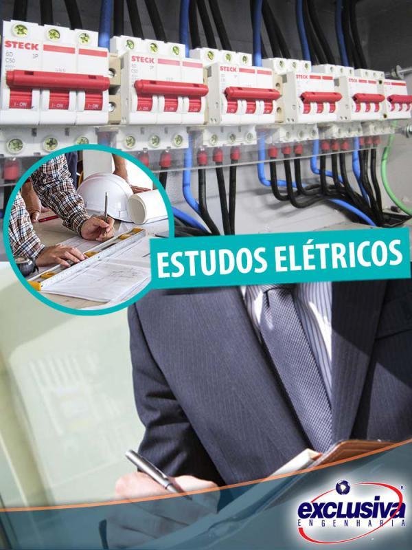 Consultoria estudos elétricos