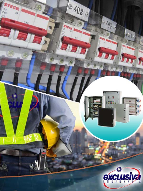 Empresa de engenharia elétrica sp