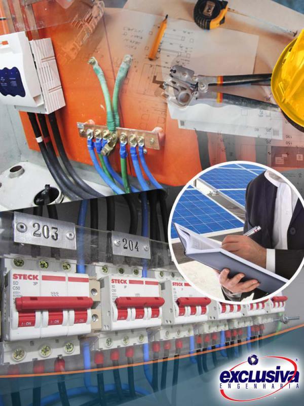 Empresa de estudos elétricos