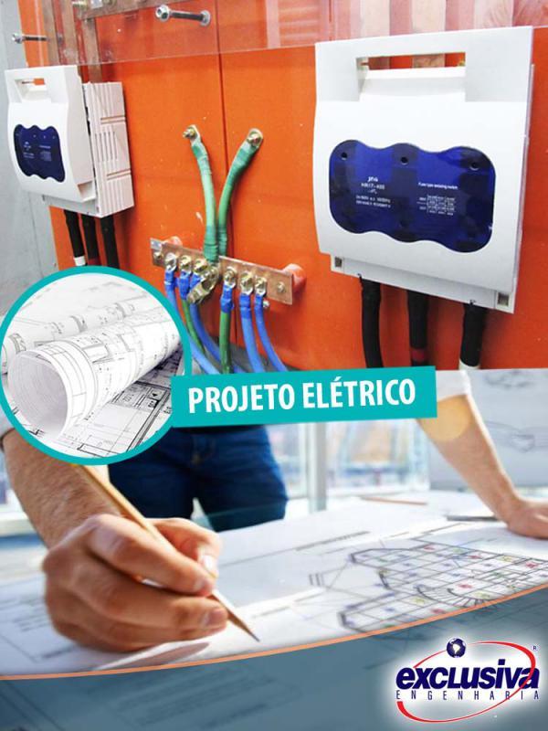 Empresas de projetos de instalações elétricas