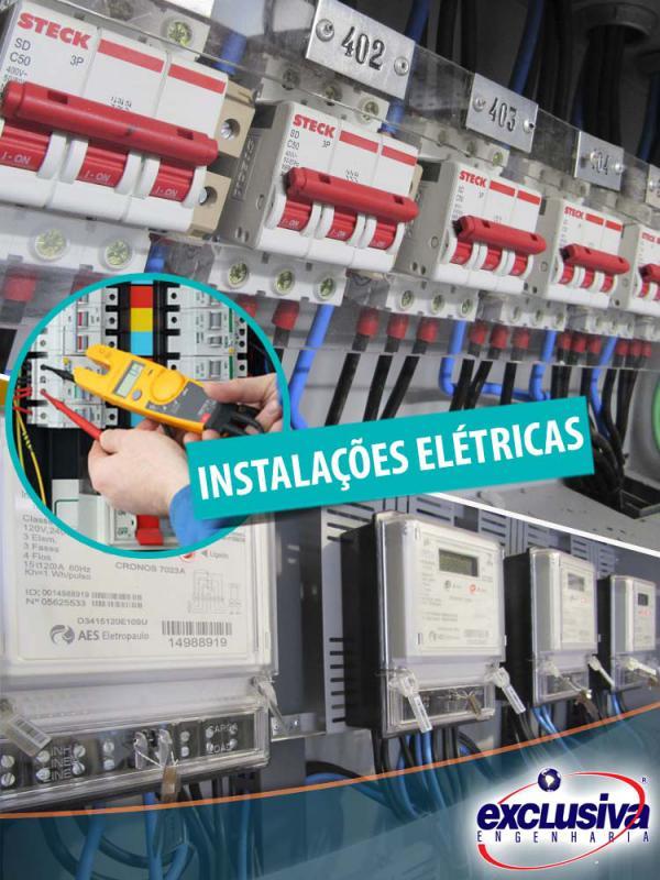 Empresas de serviços de instalações elétricas