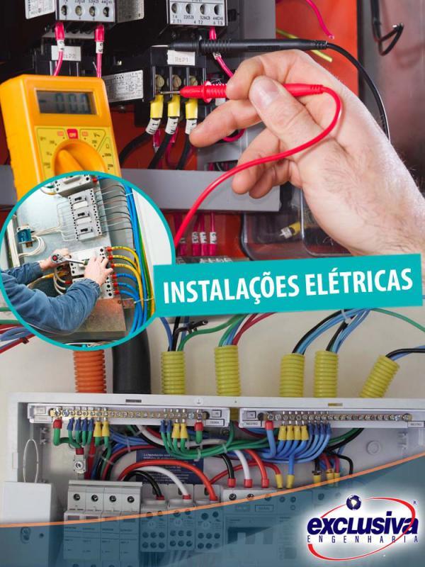 Laudo de vistoria instalação elétrica