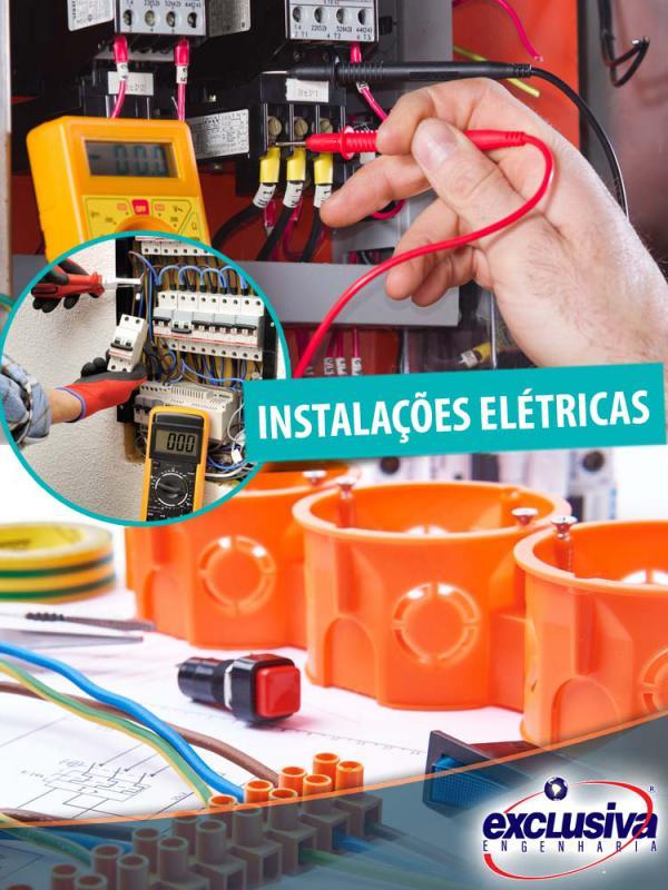 Montagem de quadros elétricos