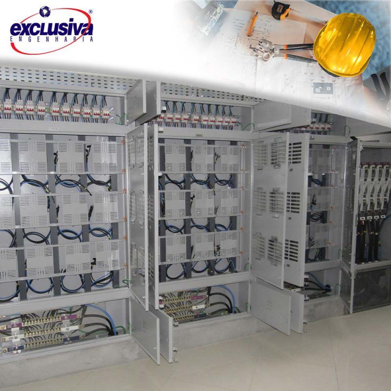 Orçamento de instalação elétrica predial