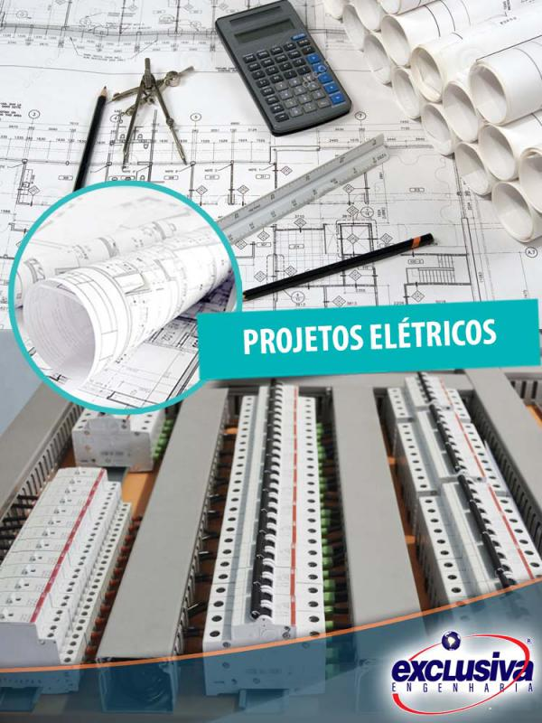 Projeto de aumento de carga elétrica