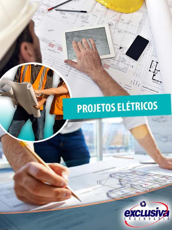 Projeto de entrada de energia