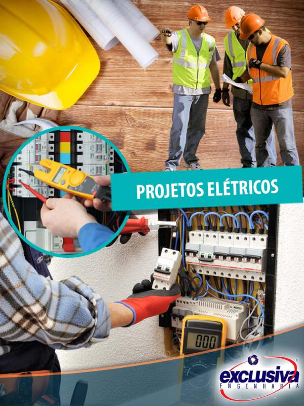 Projeto de instalações elétricas de baixa tensão