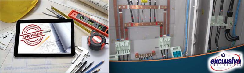 Projetos de centro de medição