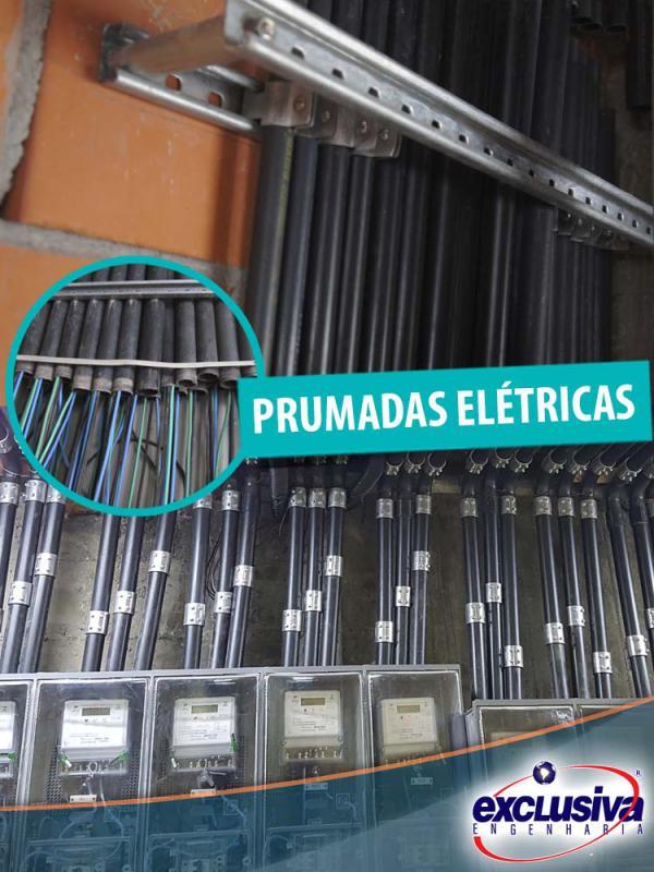 Prumadas elétricas prediais