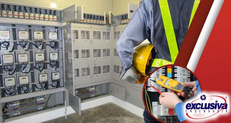 Reformas instalações elétricas