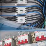 Centro de medição elétrica