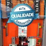 Instalação de quadro elétrico