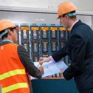 Serviços engenharia elétrica