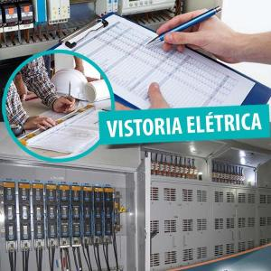 Vistoria de instalação elétrica